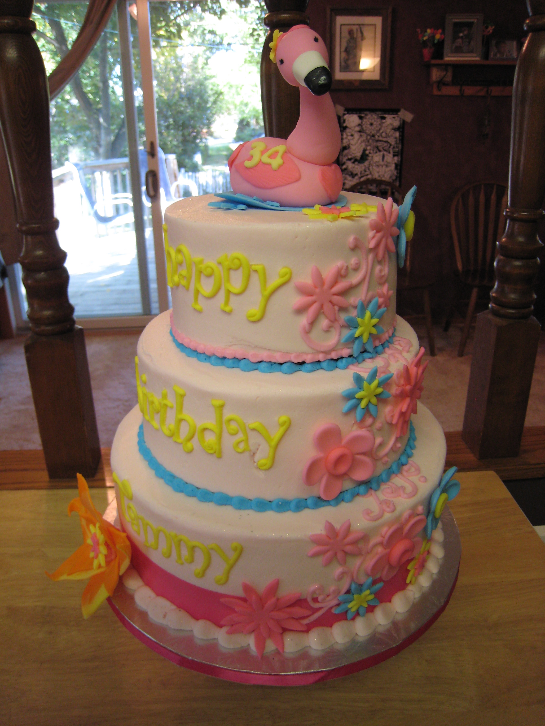 Images Of Happy Birthday Tami Cakes