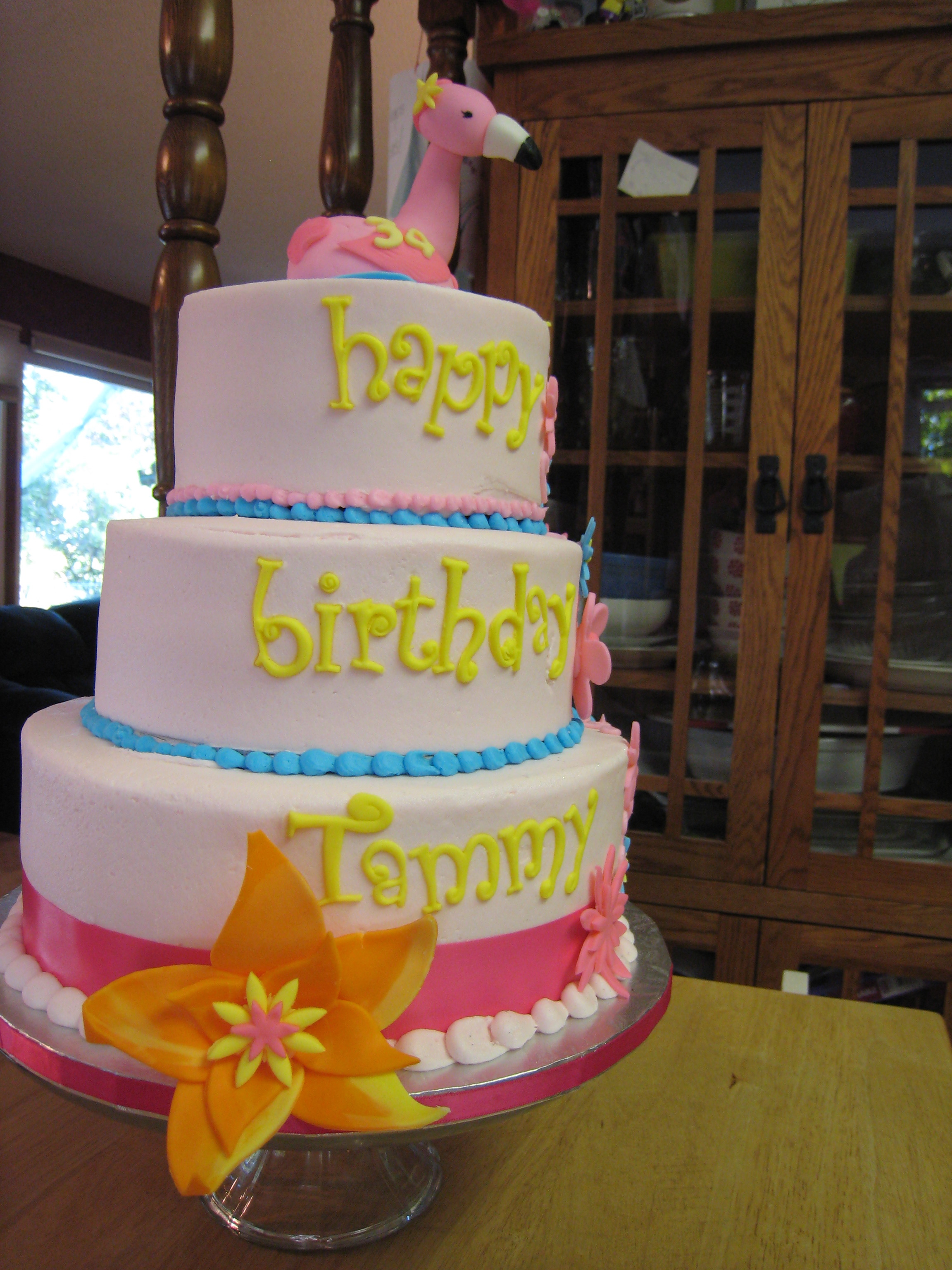 Happy Birthday To You Confectionery Cake Shop